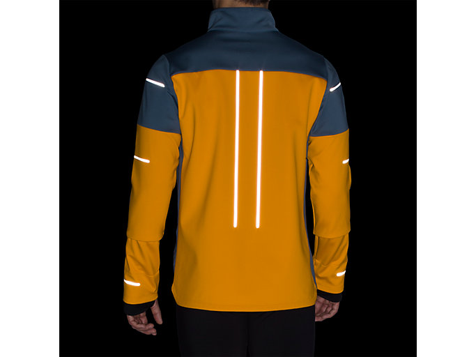 Alternative image view of LITE-SHOW WINTER JACKET, AMBER/IRONCLAD