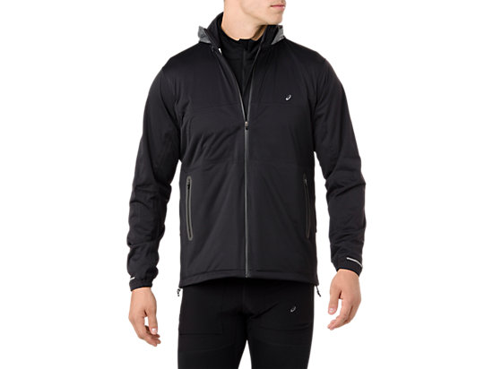 SYSTEM JACKET, PERFORMANCE BLACK