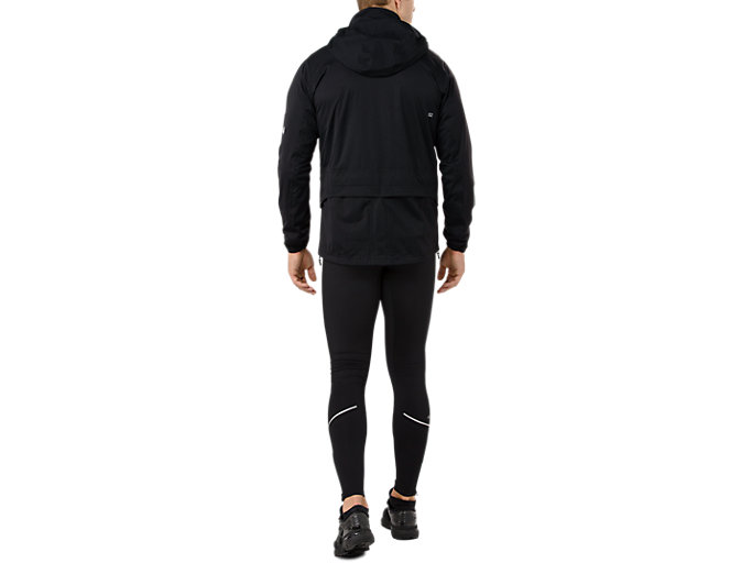 Alternative image view of SYSTEM JACKET, PERFORMANCE BLACK