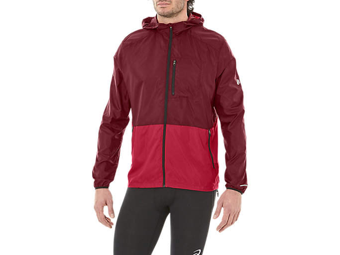 Alternative image view of PACKABLE JACKET, CORDOVAN/SAMBA