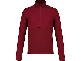 남성 시스템 레이어 긴팔 티셔츠