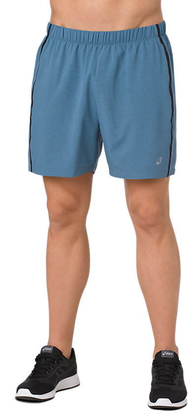 e6de999b5d8 5 INCH SHORT | Men | Azure Heather | ASICS Australia