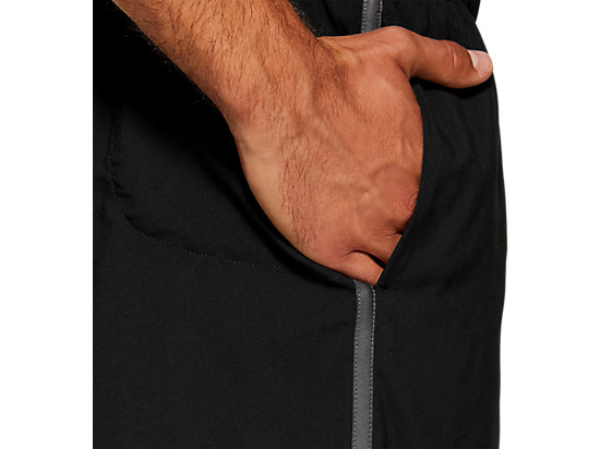 7IN SHORT PERFORMANCE BLACK