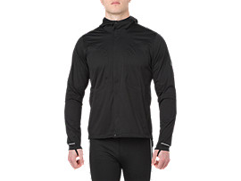 ACCELERATE JACKET, PERFORMANCE BLACK