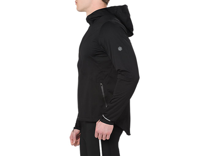 Alternative image view of ACCELERATE JACKET, PERFORMANCE BLACK