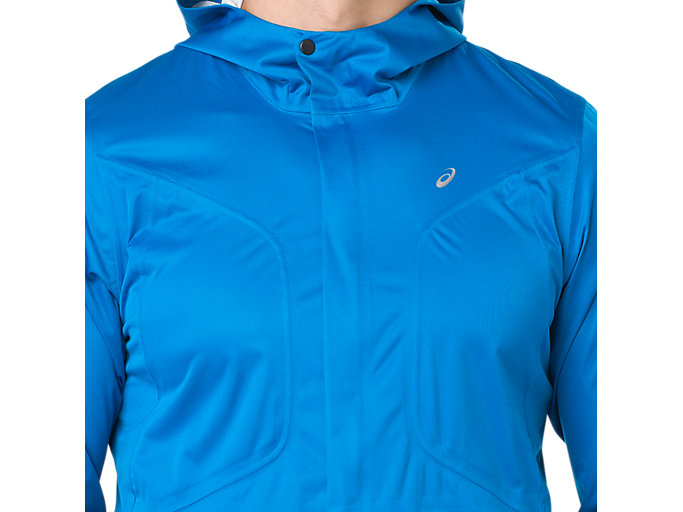 Alternative image view of ACCELERATE JACKET, RACE BLUE
