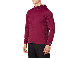 ACCELERATE JACKET, CORDOVAN