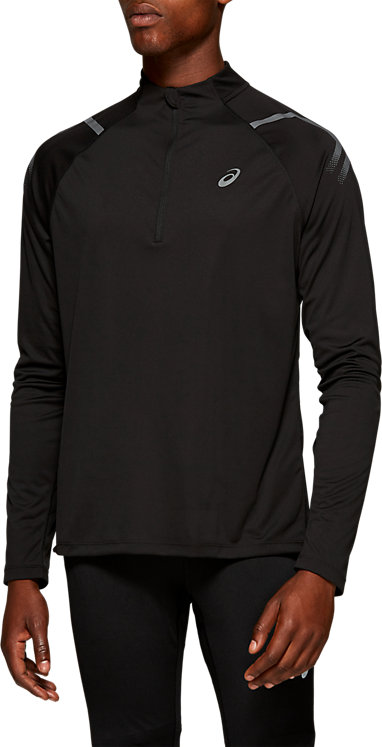 fce8dce081 ICON LONG SLEEVED 1/2 ZIP TOP
