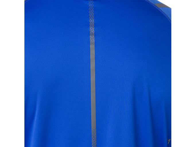 Alternative image view of ICON LS 1/2 ZIP, ILLUSION BLUE/DARK GREY