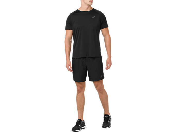 Alternative image view of ICON SS TOP, SP PERFORMANCE BLACK