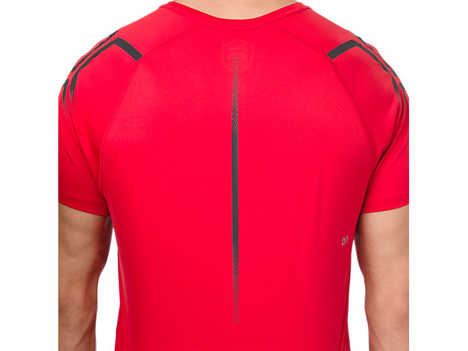 Alternative image view of ICON SS TOP, MP CLASSIC RED