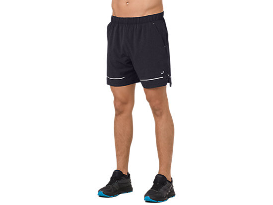 LITE-SHOW 7IN SHORT, PERFORMANCE BLACK