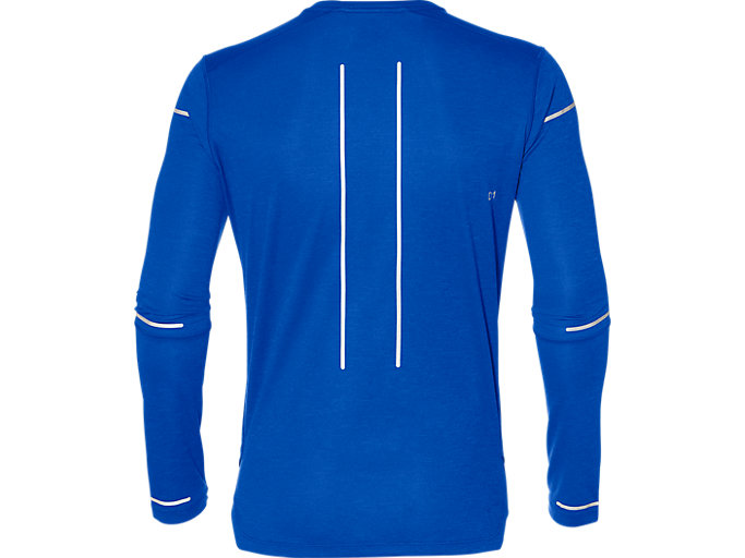 Back view of LITE-SHOW LS TOP, ILLUSION BLUE