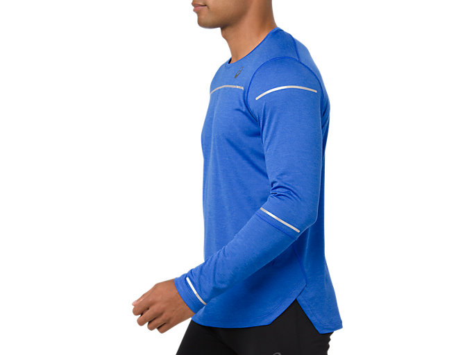 Side view of LITE-SHOW LS TOP, ILLUSION BLUE