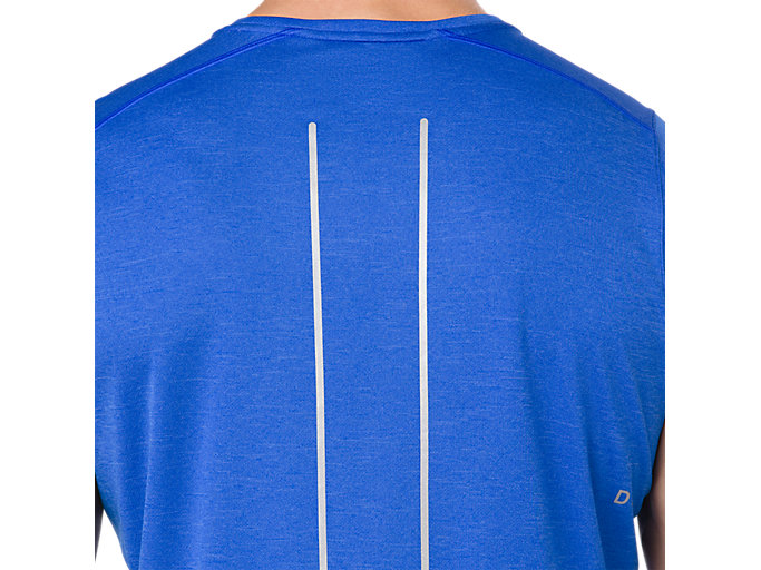 Alternative image view of LITE-SHOW SLEEVELESS, ILLUSION BLUE