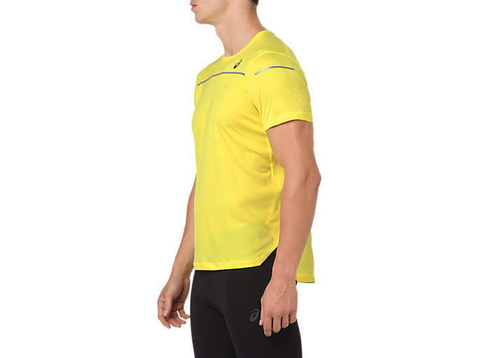 Side view of LITE-SHOW SS TOP, LEMON SPARK