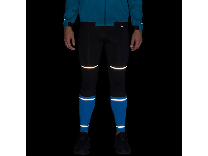 Alternative image view of LITE-SHOW TIGHT, PERFORMANCE BLACK/RACE BLUE