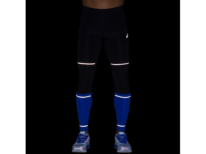 Alternative image view of LITE-SHOW TIGHT, PERFORMANCE BLACK/ILLUSION BLUE