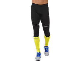 Front Top view of COLLANT LITE-SHOW, PERFORMANCE BLACK/LEMON SPARK