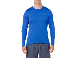 Front Top view of Seamless Long Sleeve