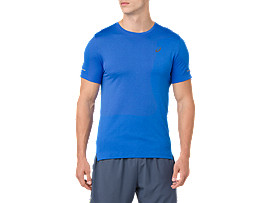 SEAMLESS SS, ILLUSION BLUE