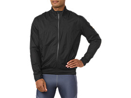 METARUN JACKET, PERFORMANCE BLACK