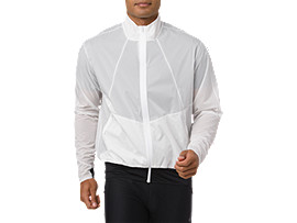 METARUN JACKET, BRILLIANT WHITE