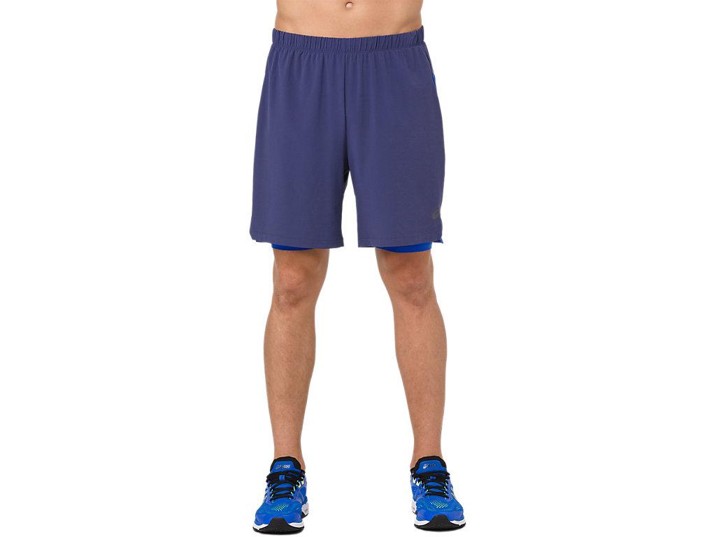 dd33fc5b16 2-N-1 7IN SHORT | Men | INDIGO BLUE/ILLUSION BLUE | Sale | ASICS