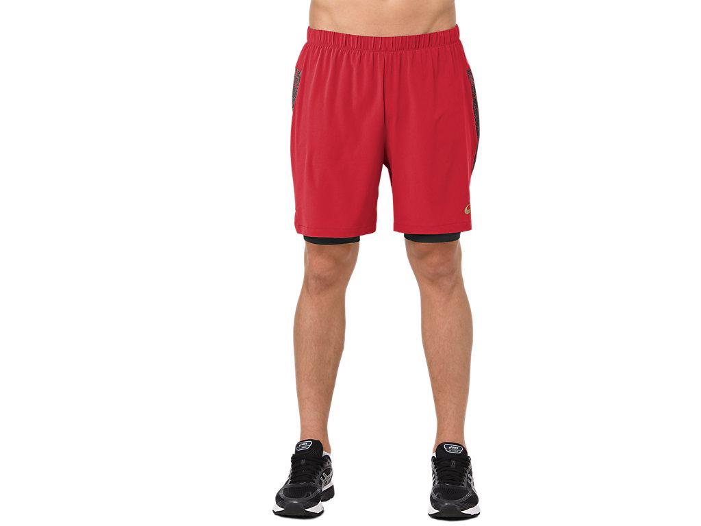 bef7923d1a 2-N-1 7IN SHORT | Men | MP CLASSIC RED | Men's Shorts | ASICS