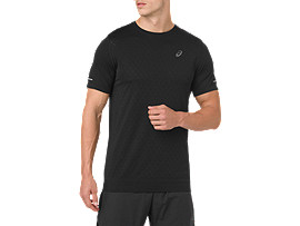 LITE-SHOW SS TOP, PERFORMANCE BLACK