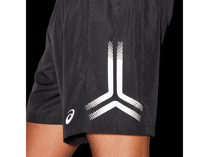 Alternative image view of ICON SHORT, PERFORMANCE BLACK/MID GREY