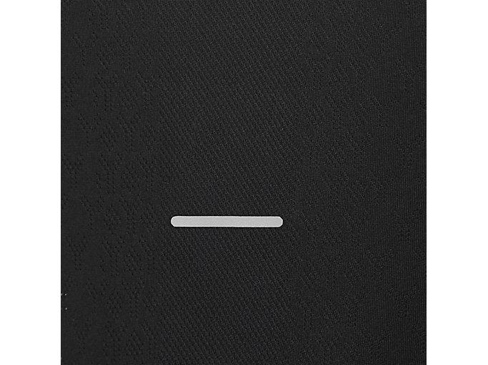 Alternative image view of GEL-COOL SLEEVELESS, PERFORMANCE BLACK