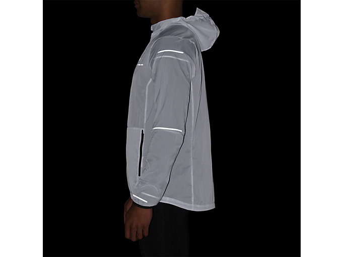 Alternative image view of LITE-SHOW JACKET, BRILLIANT WHITE