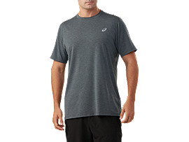 Short Sleeve Run Top