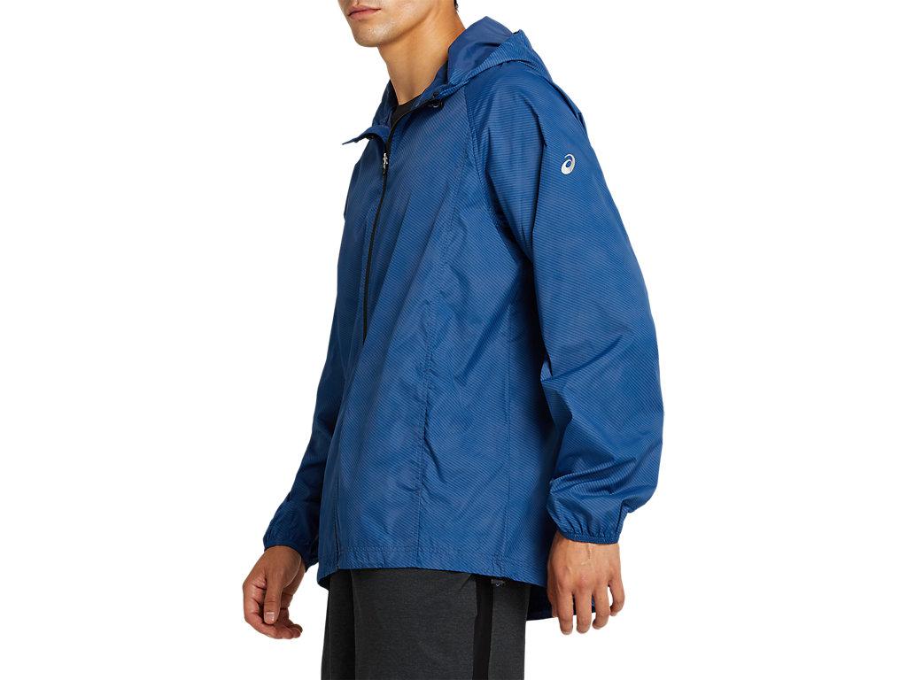 ASICS-Men-039-s-Packable-Jacket-Running-Apparel-2011A411 thumbnail 19