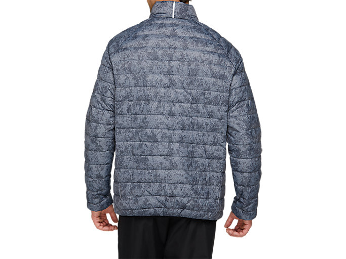 Back view of ASICS Down Puffer Jacket