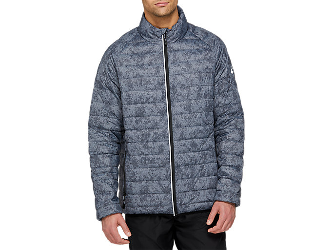 Front Top view of ASICS Down Puffer Jacket