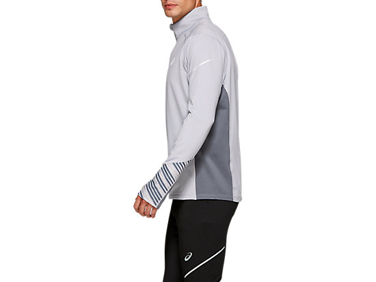 LITE-SHOW 2 WINTER LS 1/2 ZIP TOP PERFORMANCE BLACK