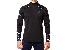 LITE-SHOW 2.0 LONG SLEEVED 1/2 ZIP TOP