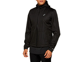 Front Top view of WINTER ACCELERATE Jacket