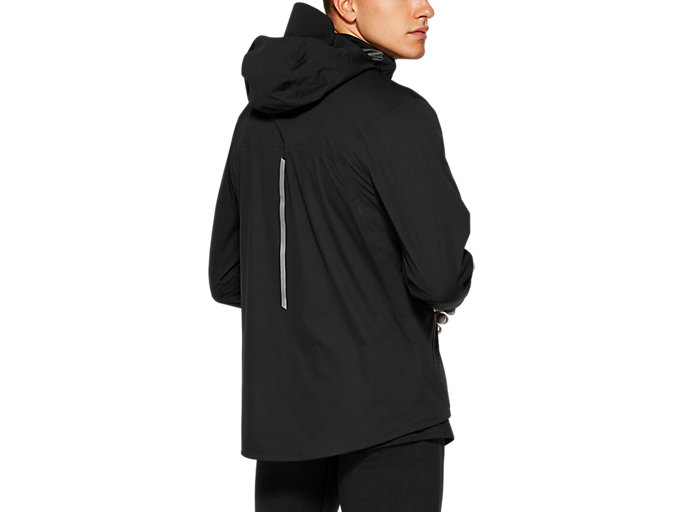Back view of Metarun Winter Jacket
