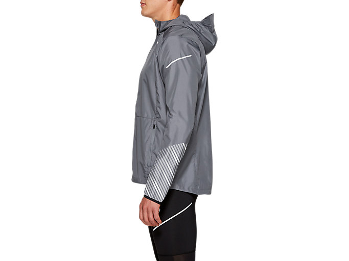 Side view of LITE-SHOW™ 2 JACKET, METROPOLIS