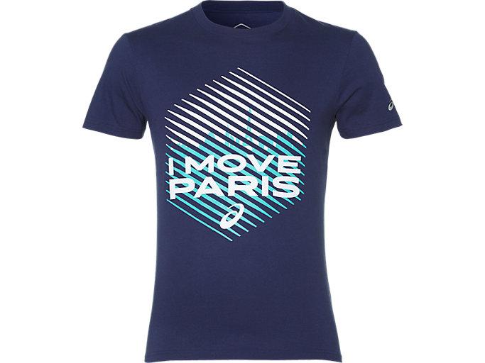 ASICS SportStyle t shirt blue