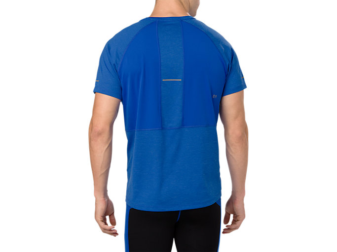 Back view of SS TOP BM, ILLUSION BLUE