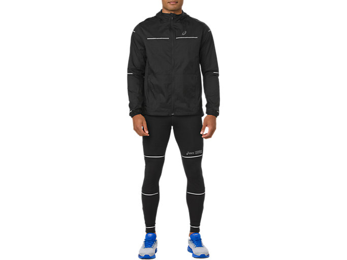 Front Top view of LITE-SHOW TIGHT ST, PERFORMANCE BLACK