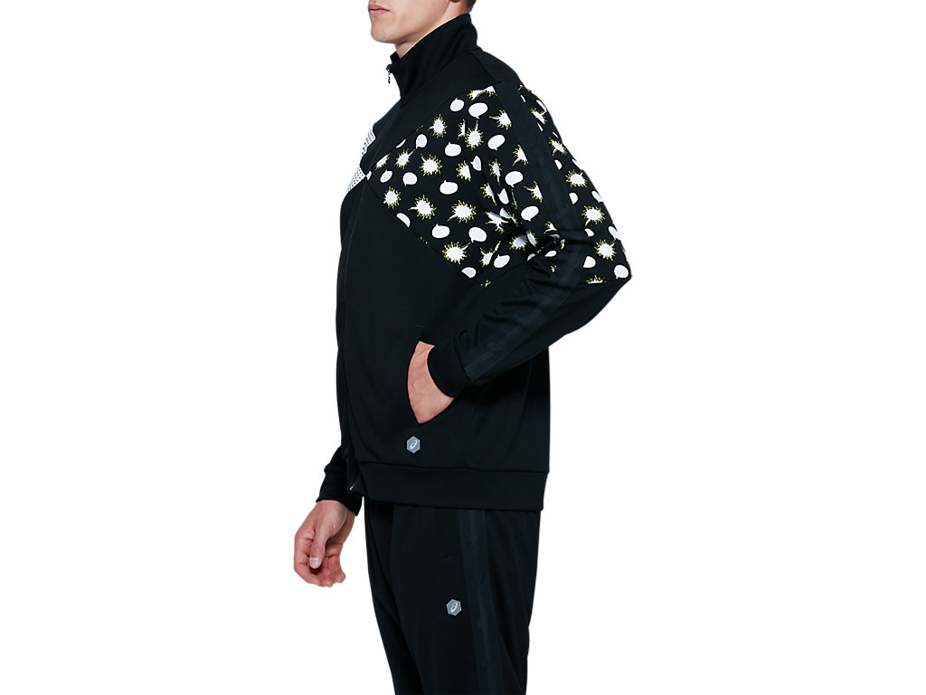 ASICS-Tiger-Men-039-s-Track-Jacket-Clothes-2011A525 thumbnail 19