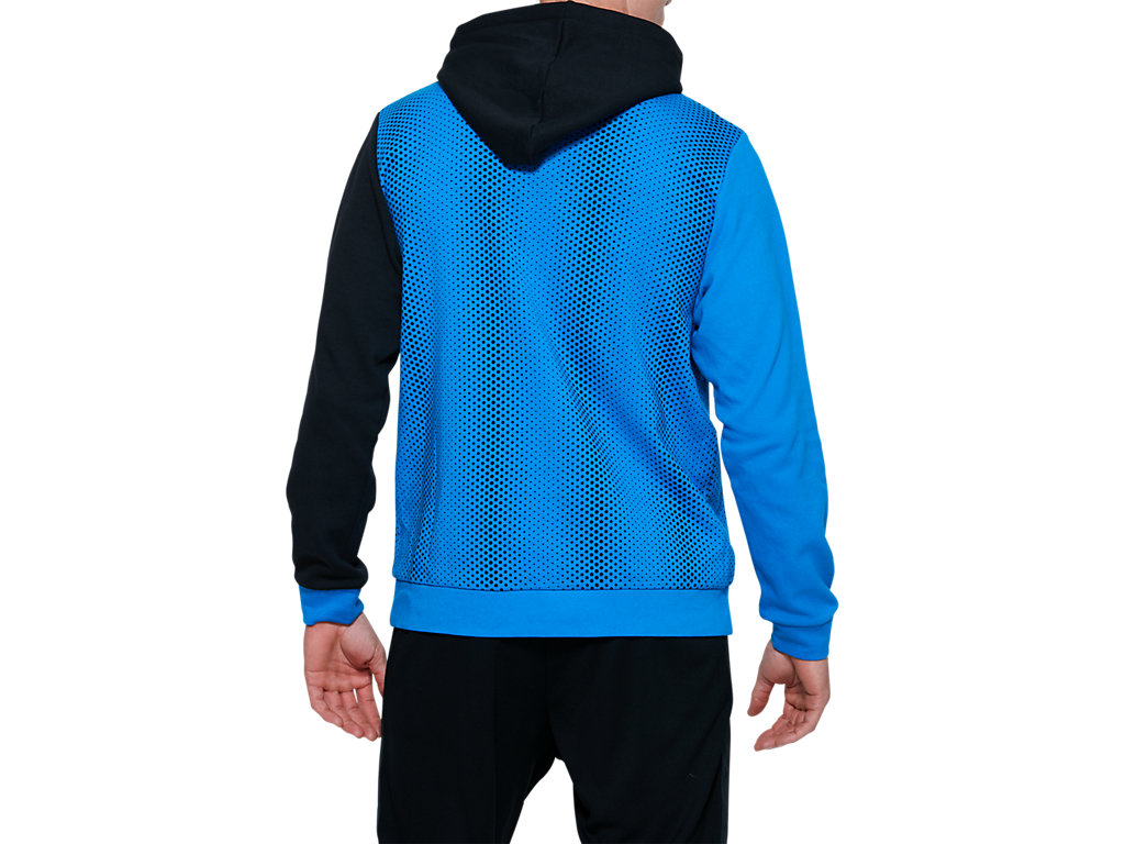 ASICS-Tiger-Men-039-s-Hoodie-Clothes-2011A526 thumbnail 23