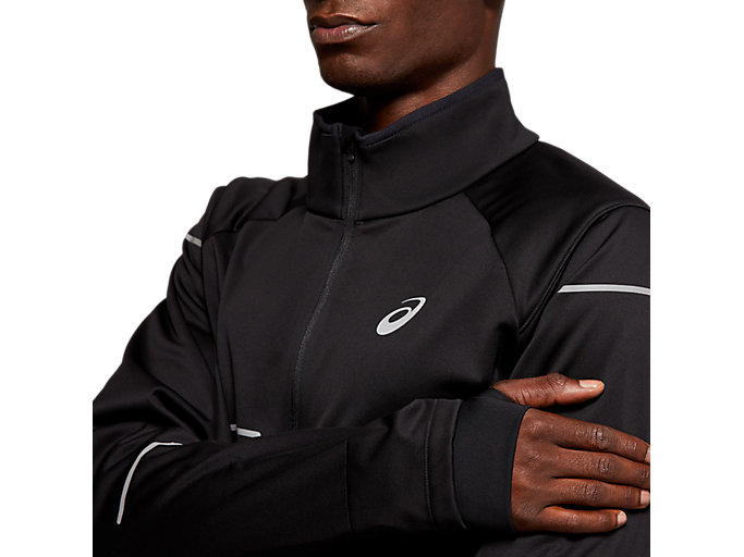 Alternative image view of WINTER JACKET, PERFORMANCE BLACK
