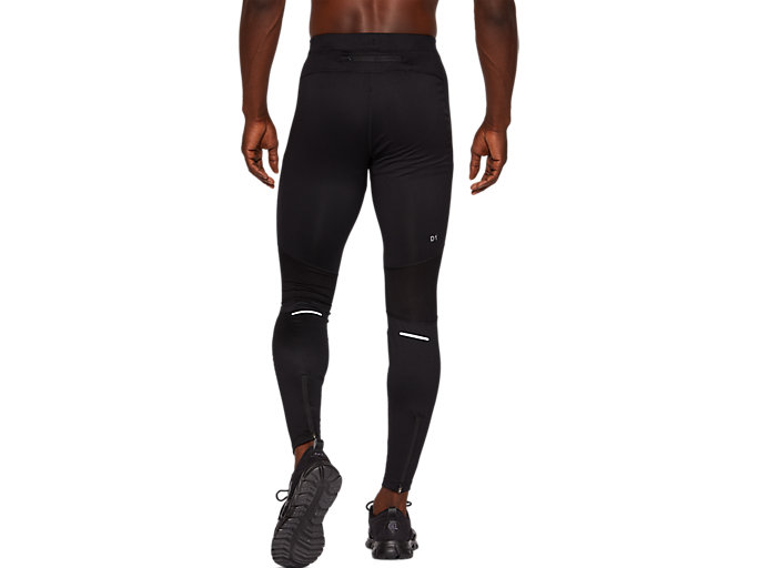 Back view of SPORT RUN TIGHT, PERFORMANCE BLACK