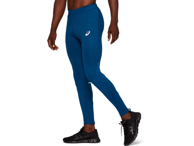 Side view of SPORT RUN TIGHT, MAKO BLUE